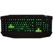 TECLADO KEEP OUT F110 GREEN BACKLIGHT - Inside-Pc