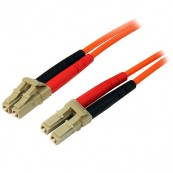 CABLE PATCH DE FIBRA DÚPLEX 50/125 2M STARTECH - Inside-Pc