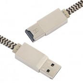 Cable lector de tarjetas Lightning para iPhone - Inside-Pc