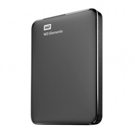 DISCO DURO Externo USB3.0 2.5 2TB WD ELEMENTS SE NEGRO - Inside-Pc