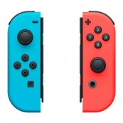 GAMEPAD ORIGINAL NINTENDO SWITCH JOY-CON AZUL/ROJO - Inside-Pc