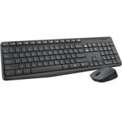 KEYBOARD + MOUSE LOGITECH MK235 PORTUGUESE - Inside-Pc
