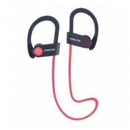Auriculares Deportivos Bluetooth 4.1 Negro/Rojo Fonestar - Inside-Pc