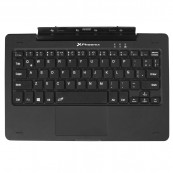 "TECLADO PARA TABLET 10.1"" PHOENIX PHSWITCHKEYBOARD+ CON TOUCHPAD - USB2.0 - QWERTY CASTELLANO - COMPATIBLE CON PHSWITCH10+ - COM"