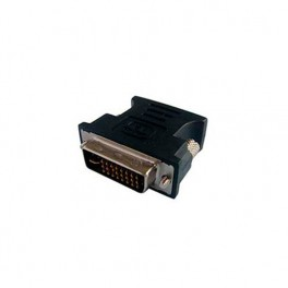ADAPTADOR VIDEO VGA(H)-DVI(M) L-LINK LL-AD-1115 - Inside-Pc