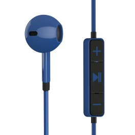 Auriculares Bluetooth Ergonomicos Energy Earphones1 Azules - Inside-Pc