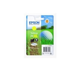 CARTUCHO TINTA EPSON T3474 AMARILLO XL WF3720/3720DNF - GOLF - Inside-Pc