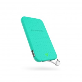 Bateria Externa - PowerBank Energy Extra Battery 2500 Mint  - Inside-Pc