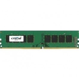 MEMORIA RAM CRUCIAL DDR4 16GB 2400MHZ CL17 PC4-19200 - Inside-Pc
