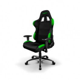 SILLA GAMING DRIFT DR100 NEGRO/VERDE - Inside-Pc