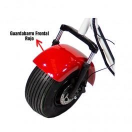 Repuesto Guardabarros Frontal Rojo Citycoco - Inside-Pc