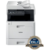LASER COLOR MULTIFUNCTION PRINTER BROTHER MFC8690 CDW FAX - Inside-Pc
