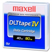 Backup Cartucho MAXELL DLT 4 40/80GB. Nuevo - Inside-Pc