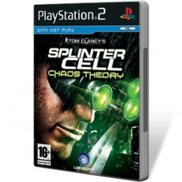 JUEGO PS2 Splinter Cell: Chaos Theory Seminuevo