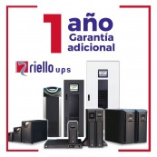 WARRANTY EXTENSION RIELLO UPS 3 YEARS - Inside-Pc