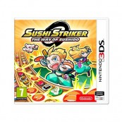 JUEGO NINTENDO 3DS SUSHI STRIKER THE WAY OF SUSHIDO - Inside-Pc