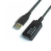 CABLE EXTENSOR USB AISENS 10M AMPLIFICADO - Inside-Pc
