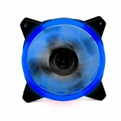 TOWER FAN PHOENIX LED BLUE GAMING 120MM DOUBLE RING - Inside-Pc