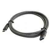 CABLE USB-A - USB-C - USB3.0 - 1.2M 3GO - Inside-Pc