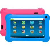 "TABLET DENVER TAQ-10383 10.1"" - WIFI - 0.3MPX - 16GB - 1GB - 4400MAH NIÑOS + FUNDA AZUL Y ROSA - Inside-Pc"