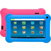 "TABLET DENVER TAQ-70353 - 7"" - 2MPX - 16GB + 1GB - ESPECIAL NIÑOS + FUNDAS AZUL Y ROSA - Inside-Pc"