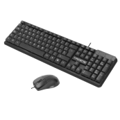 KIT KEYBOARD + MOUSE TACENS ACP0 BLACK - Inside-Pc