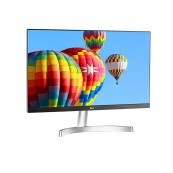 "MONITOR LED 23.8"" IPS LG 24MK600M Full HD 5MS VGA HDMI BLANCO - Inside-Pc"