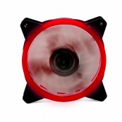 VENTILADOR Torre DOBLE LED Rojo PHOENIX 12CM - 3 - 4 PINES - 1200RPM - SILENCIOSO  - Inside-Pc