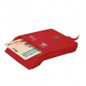 CARD READER CHIP DNIE USB WOXTER RED TR3.0 - Inside-Pc