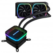 KIT REFRIGERACION LIQUIDA ENERMAX AQUAFUSION 240MM GAMING 2 X12CM - Inside-Pc