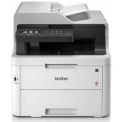 LASER COLOR MULTIFUNCTION PRINTER BROTHER MFC-L3750CDW FAX - 24PPM - USB - ETHERNET - WIFI - DUPLEX - MOBILE PRINTING - ADF - In
