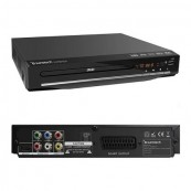 REPRODUCTOR DVD SUNSTECH DVPMH225BK - PAL - NTSC - USB - HDMI - SCART - RGB - MANDO A DISTANCIA - Inside-Pc