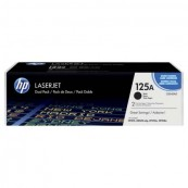 TÓNER NEGRO HP 125A PACK 2 2200 PAGINAS - LASERJET CP1210 - CP1510 - CM1312 - Inside-Pc