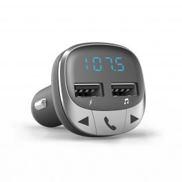 Transmisor FM - Reproductor Mp3 Energy Car Transmitter FM Bluetooth - Inside-Pc