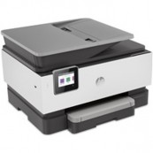 IMPRESORA MULTIFUNCION HP OFFICEJET PRO 9010 FAX - 22PPM - USB - RED - WIFI - DUPLEX TOTAL - Inside-Pc