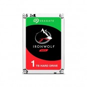 DISCO DURO 3.5 1TB SATA3 SEAGATE 64MB IRONWOLF - Inside-Pc