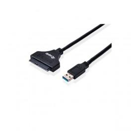 "ADAPTADOR SATA 2.5"" - 3.5"" A USB EQUIP - Inside-Pc"