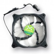 VENTILADOR DROXIO GAMING 12X12CM VERDE - Inside-Pc