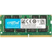 MÓDULO MEMORIA RAM SO-DIMM DDR4 CRUCIAL 16GB 2400 MHZ CL17 - Inside-Pc