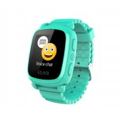 SMARTWATCH ELARI KIDPHONE2 LOCALIZADOR GPS VERDE NIÑOS - Inside-Pc
