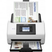 ESCÁNER SOBREMESA EPSON WORKFORCE DS-780N A4 - 45PPM - PROFESIONAL - DÚPLEX - USB3.0 - RED - ADF - Inside-Pc