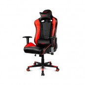 SILLA GAMING DRIFT DR85BR NEGRO/ROJO - Inside-Pc