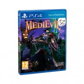 JUEGO SONY PLAYSTATION PS4 MEDIEVIL - Inside-Pc