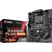 PLACA BASE MSI AMD AM4 X470 GAMING PLUS MAX - Inside-Pc