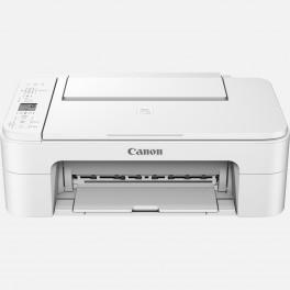 IMPRESORA MULTIFUNCION CANON TS3351 PIXMA A4 - 7.7PPM - 4800PPP - USB - WIFI - BLANCA - Inside-Pc