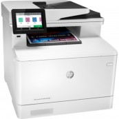 IMPRESORA MULTIFUNCIÓN LASER COLOR HP LASERJET PRO M479FDN FAX - A4 - 27PPM - 512MB - USB - RED - DÚPLEX - ADF - Inside-Pc