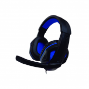 GAMING HEADPHONES FOR PS4 - XBOX ONE NUWA BLUE - Inside-Pc