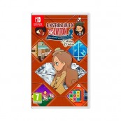 JUEGO NINTENDO SWITCH LAYTON S MYSTERY JOURNEY DELUXE - Inside-Pc