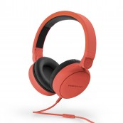 Auriculares Manos Libres Energy Headphones Style1 Chili red  - Inside-Pc
