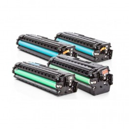 Toner SAMSUNG CLP680 - CLX6260 Amarillo (remanufacturado) - Inside-Pc